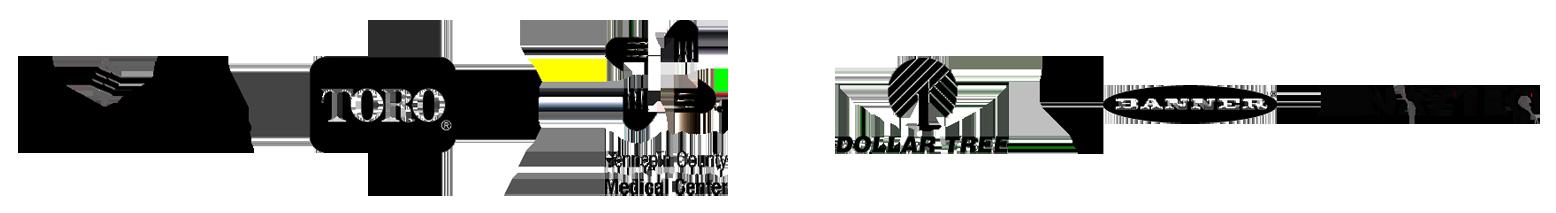 Fishbowl customer logos