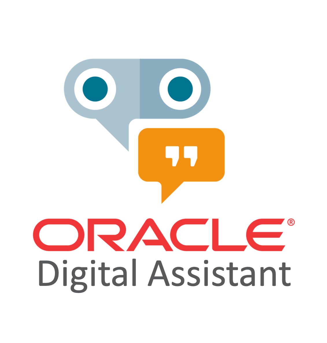Oracle Digital Assistant Logo