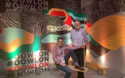 Key Takeaways from Oracle OpenWorld London 2020