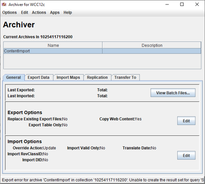 Archiver isn't your only option when it comes to WebCenter Migrations