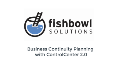 Using ControlCenter for Oracle WebCenter for Business Continuity Planning