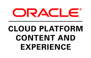 Oracle Cloud Platform Content and Experience logo