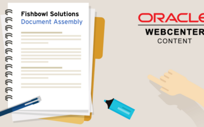 Quickly Create Manuals and Compound Documents with Fishbowl Solutions' Document Assembly for WebCenter Content