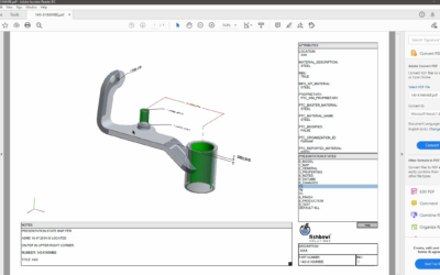 LinkAccess MBE Takes 3D PDFs to the Next Level
